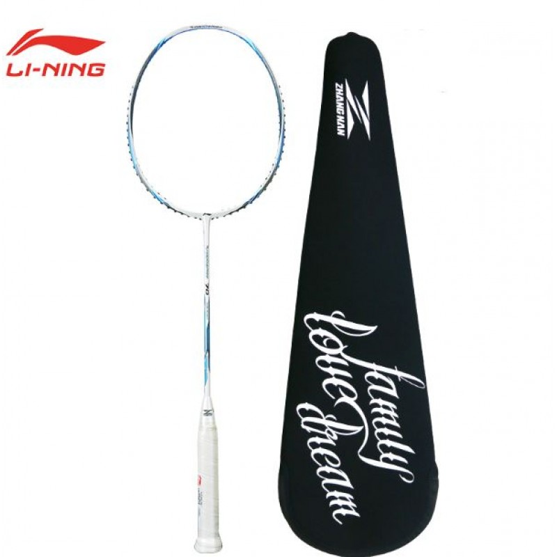 Li Ning World Limited Turbo Charging 70 Zhang Nan World Limited Badminton Racquet AYPN306