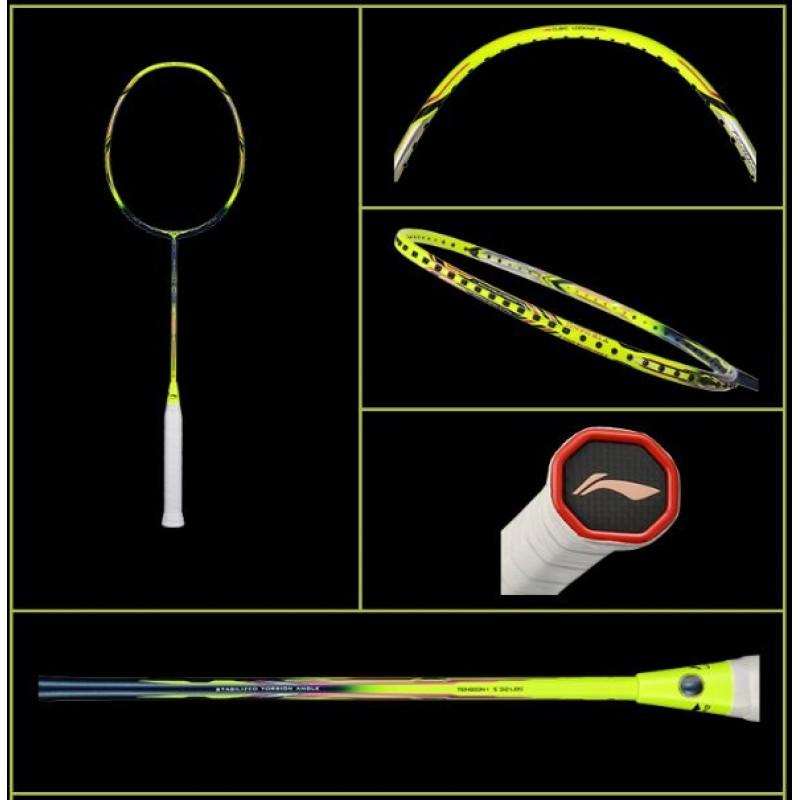 Li Ning Aeronaut 9000D AYPP118-1 Badminton Racquet