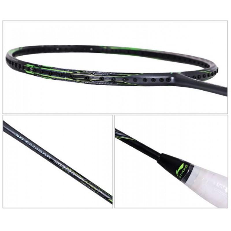 Li Ning 3D Calibar 900 Combat Badminton Racquet