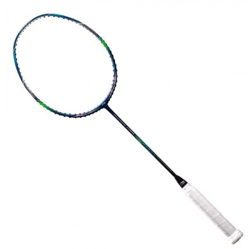 Li Ning Air Stream N99 New Color Blue/Silver Badminton Racquet (Chen Long)