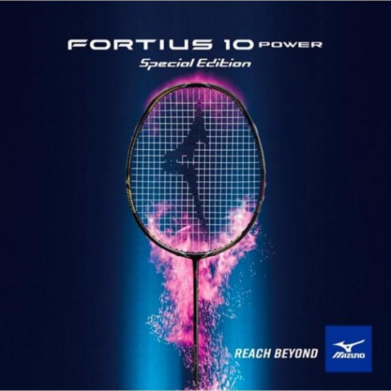 Mizuno Fortius 10 Power Limited Edition Badminton Racquet 73JTB00427