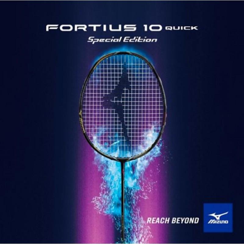 Mizuno Fortius 10 Quick Limited Edition Badminton Racquet 73JTB00327