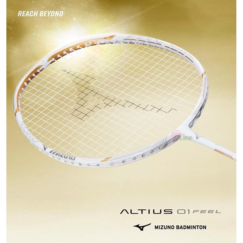 Mizuno Altius 01 Feel  Badminton Racquet 73JTB90101
