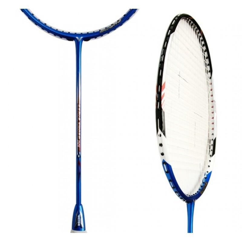 Victor BRS-12 Bravesword 12 Blue Badminton Racquet