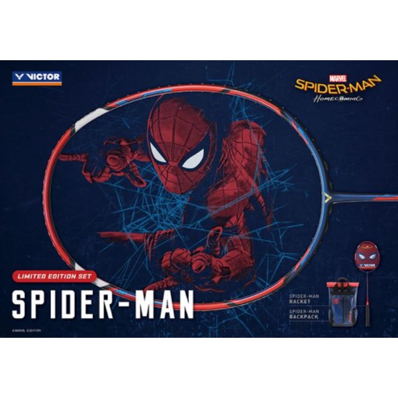 Victor x Spider-Man World Limited Edition Set