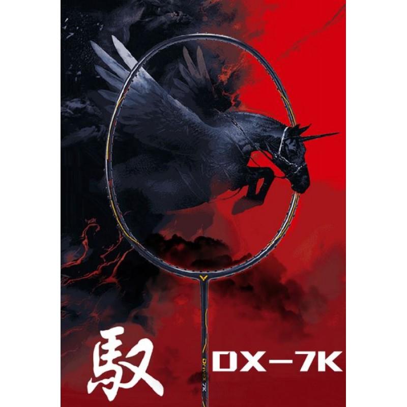 Victor DX-7K Drive X 7K Badminton Racquet