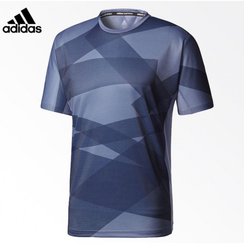 Adidas Badminton Climacool TAPE TEE BR7366