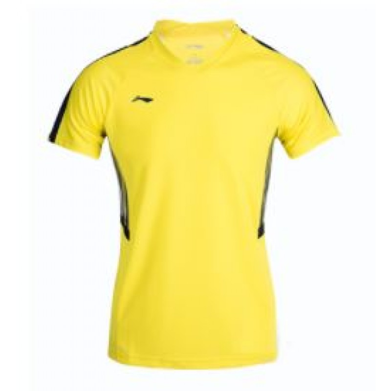 Li Ning 2018 Thomas & Uber Cup China Team Take Down Game Shirt AAYN165-4
