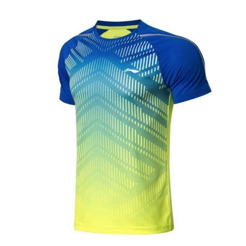 Li Ning AAYN159-YL Unisex Game Shirt