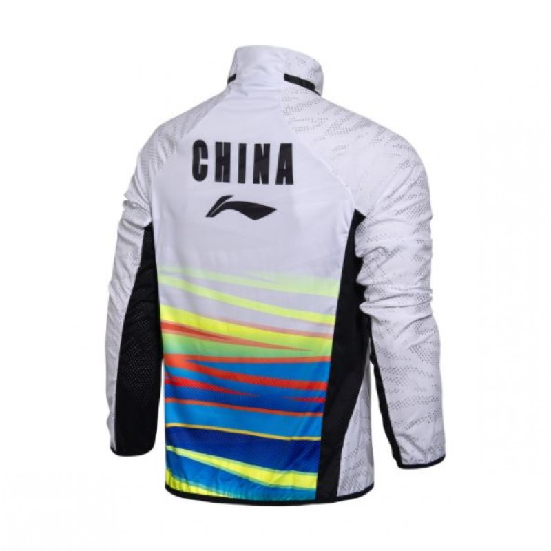 Li Ning 2017 China Team World Championship Jacket AYYM031-1