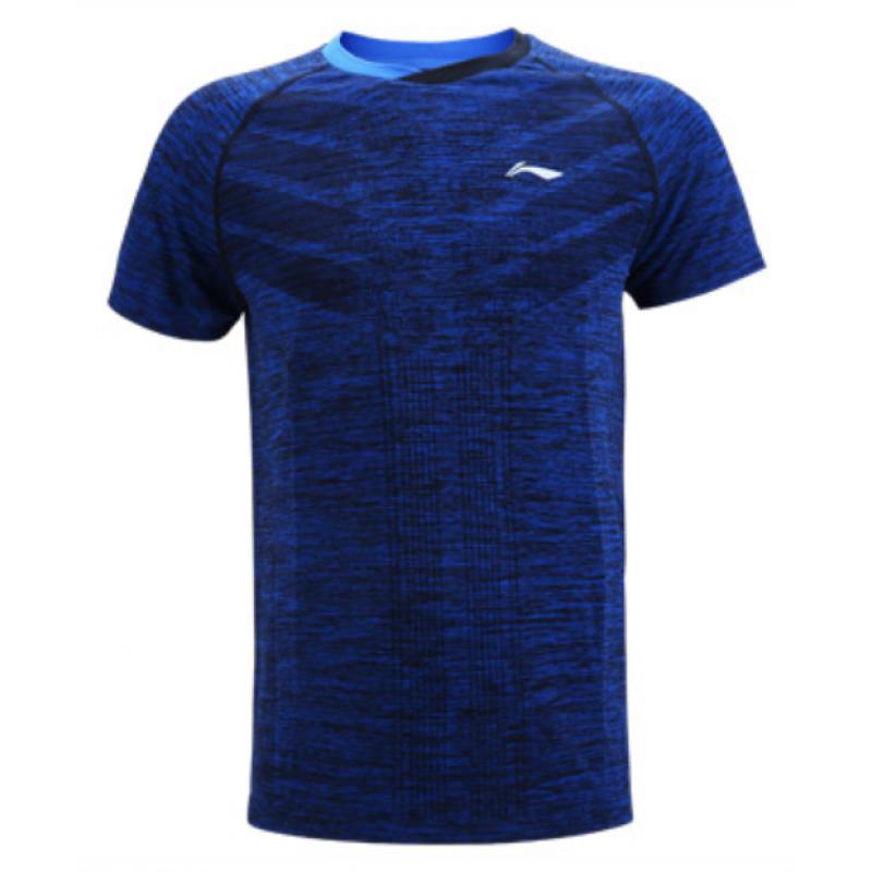 Li Ning AAYN263-BL Game Shirt (Worn by Goh Liu Ying & Chan Peng Soon)