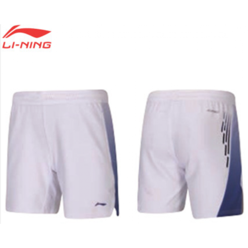 Li Ning AAPQ013-WH All England Men Official Game Shorts