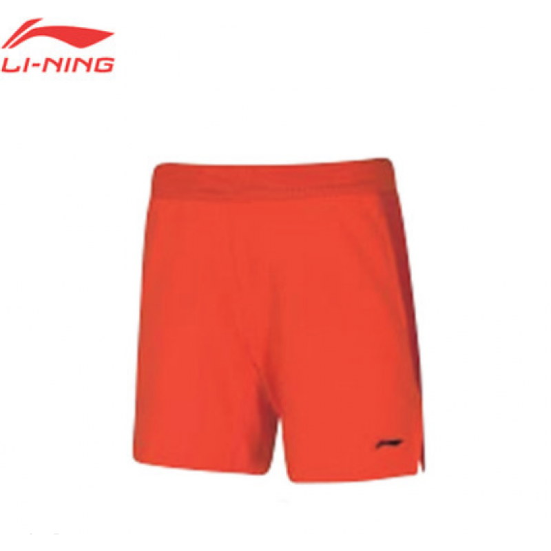 Li Ning AAPQ013-OR All England Men Official Game Shorts