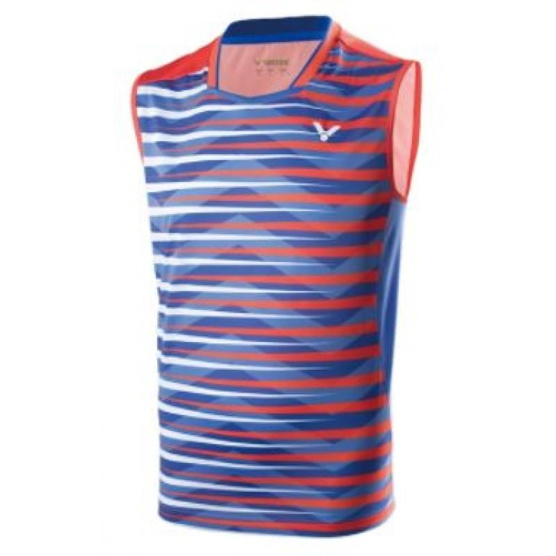 Victor T-75001O Korean Team World Championship Sleeveless Shirt
