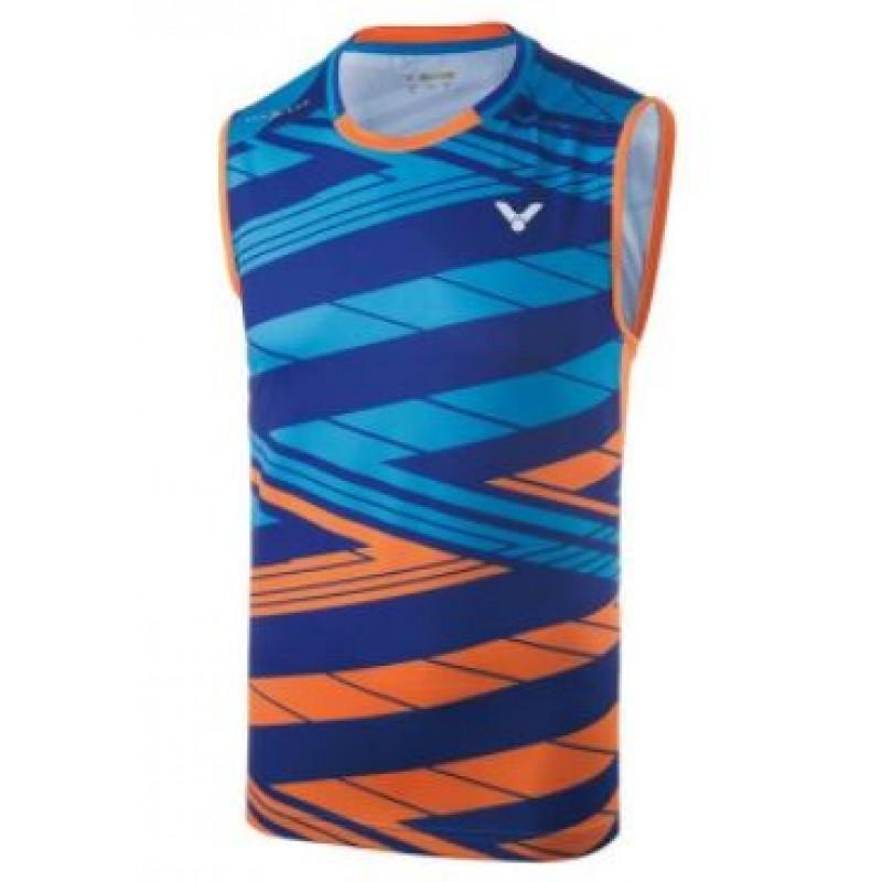 Victor T-80001M Korean Team Sleeveless Game Shirt