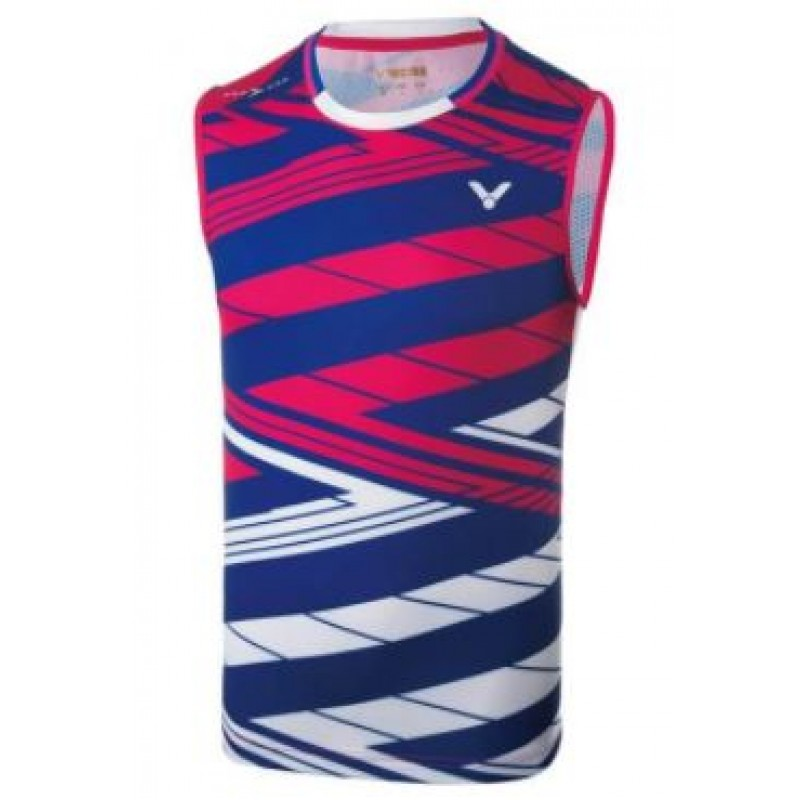 Victor T-80001Q Korean Team Sleeveless Game Shirt