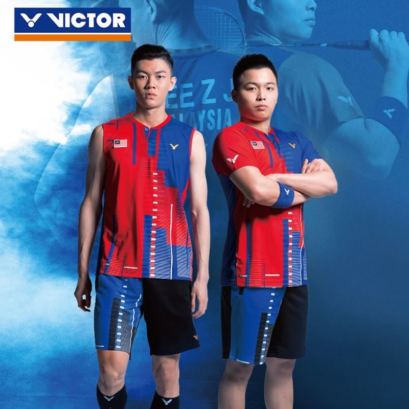 Victor T-95001 F Malaysia Team Game Vest