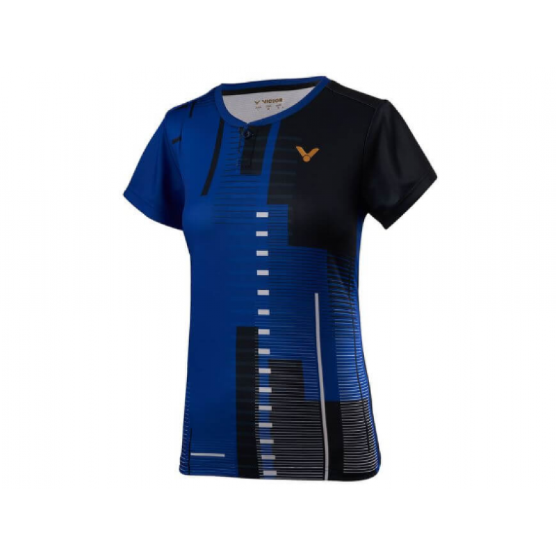 Victor T-96000 C Malaysia Team Ladies Game Shirt