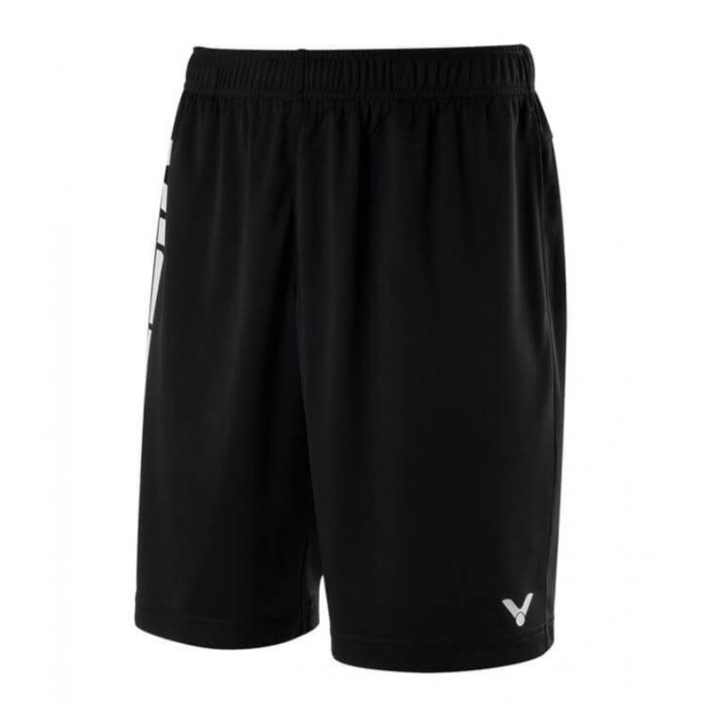 Victor R-90201C Vertical Brand Logo Shorts