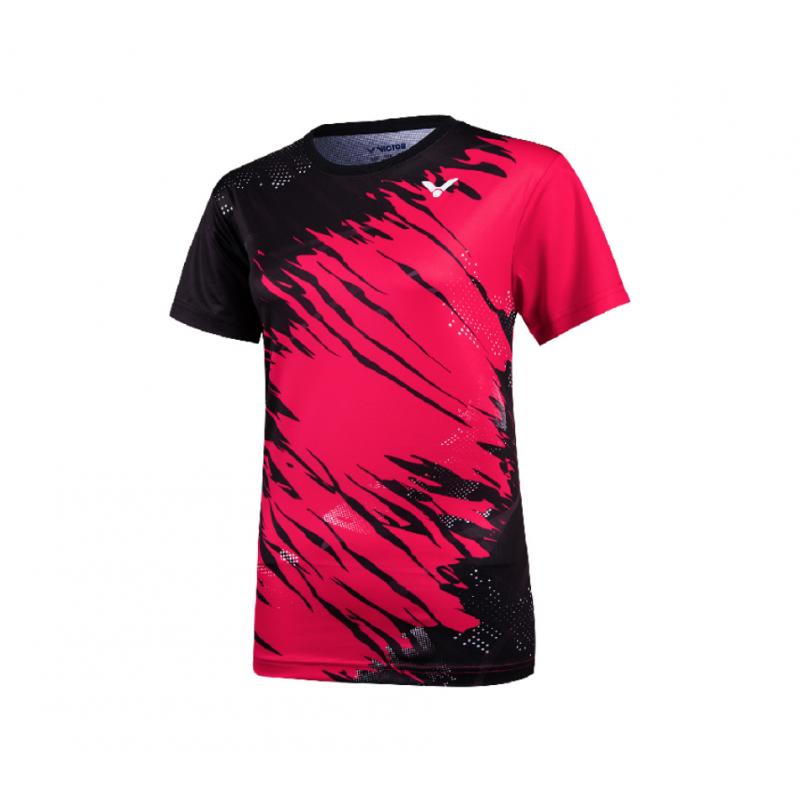 Victor T-11001TD Malaysia Team Ladies Game Shirt (Take Down Ver)