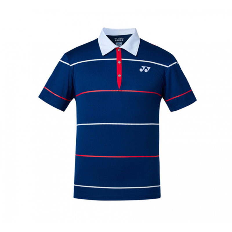 Yonex 10434A Men Collar Game Shirt