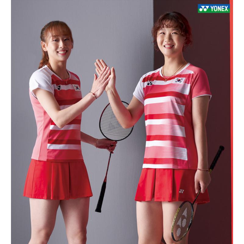 Yonex 20590EX Korea Team Ladies Game Shirt