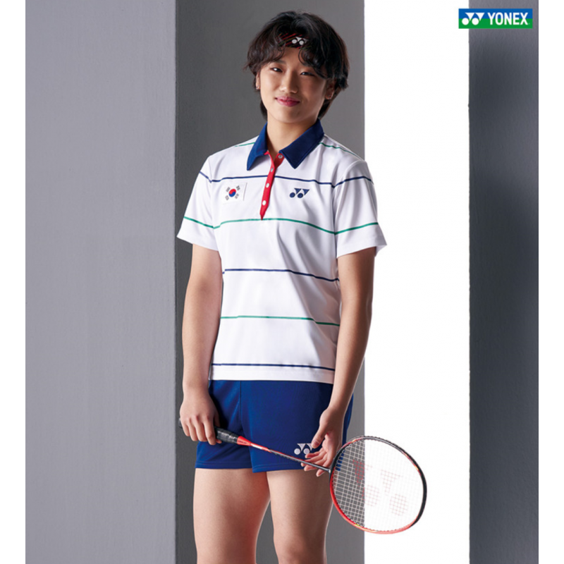 Yonex 20628A Women Collar Game Shirt