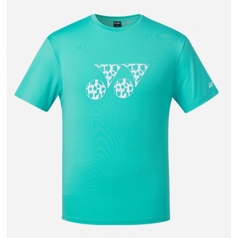 "Yonex Logo ""Cow Pattern"" Men Training T-Shirt (Korean Version)"