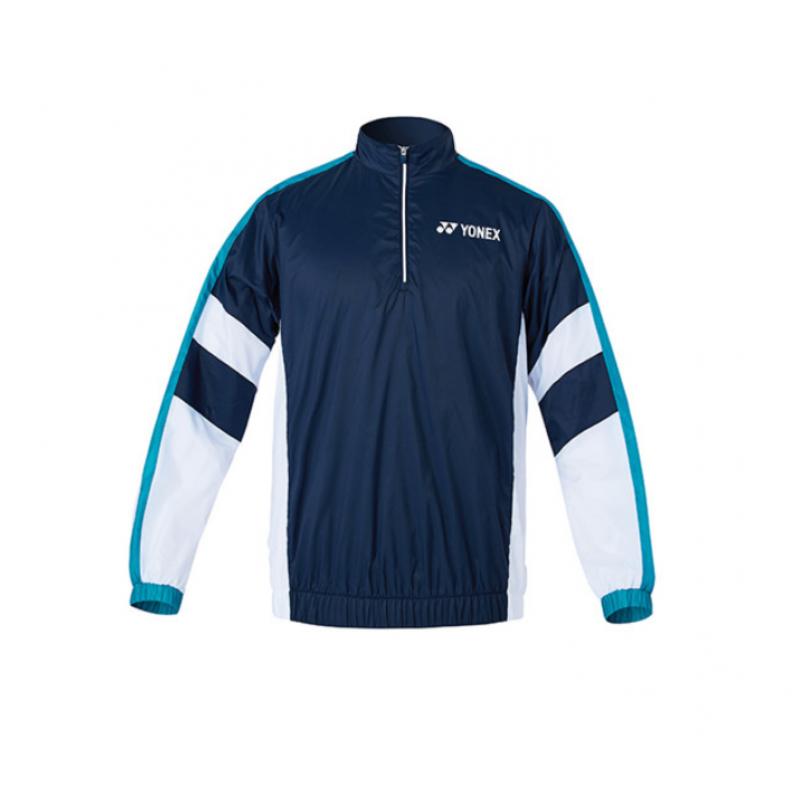 Yonex Unisex Half Zip Warm Up Jacket (Korean Version)