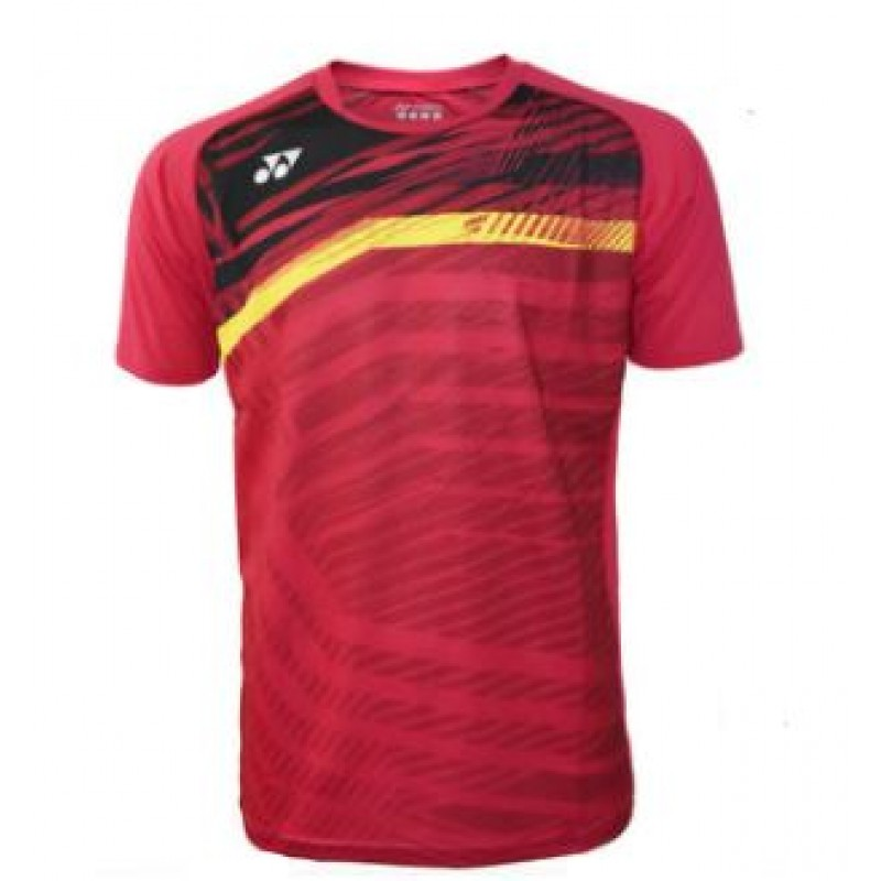 Yonex 2017 Men Game Shirts 10218-001