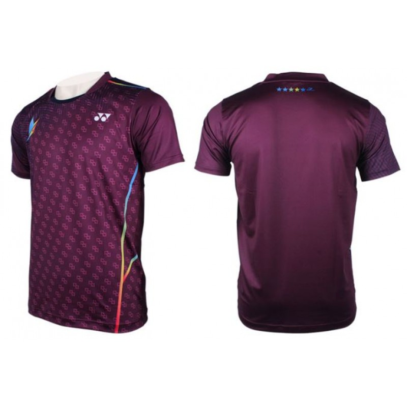 Yonex 10014LDEX-021 Lin Dan Exclusive Collection Game Shirt