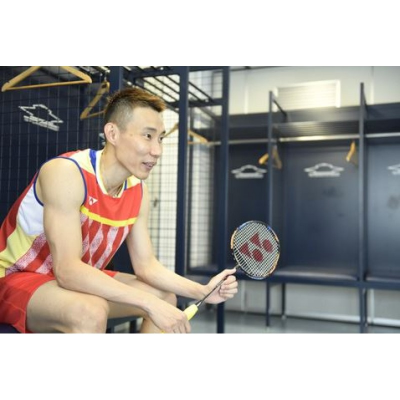 Yonex 10248-496 Lee Chong Wei Game Sleeveless Shirt (Pre-Order)