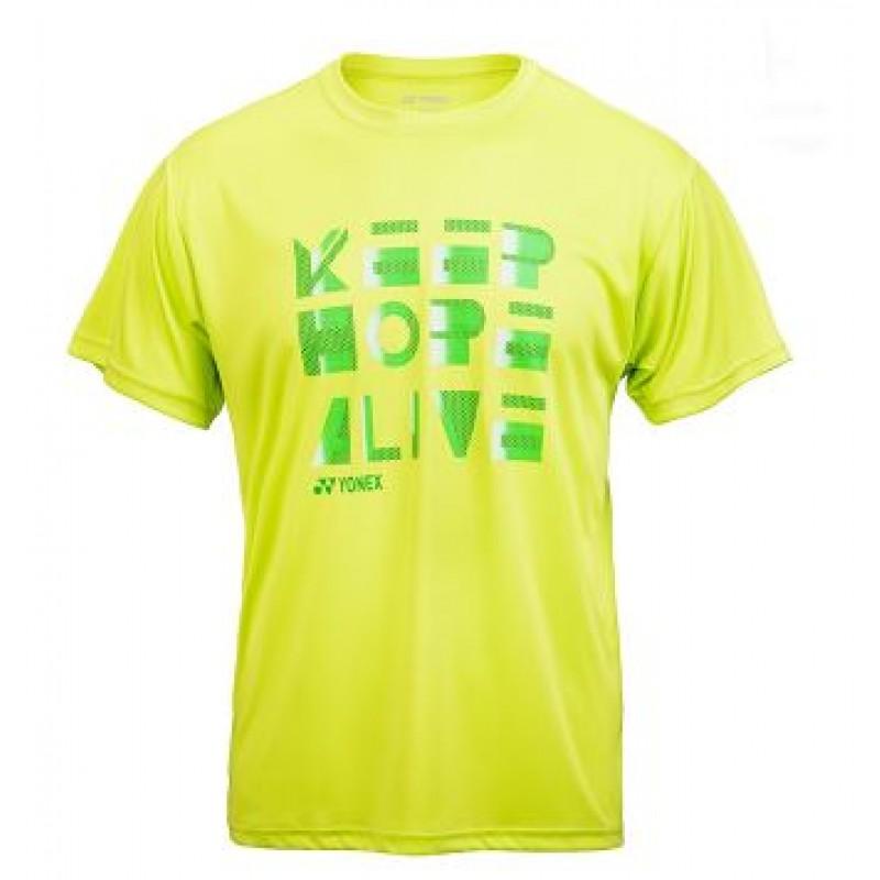 Yonex 115056-008 Unisex Training T-shirt