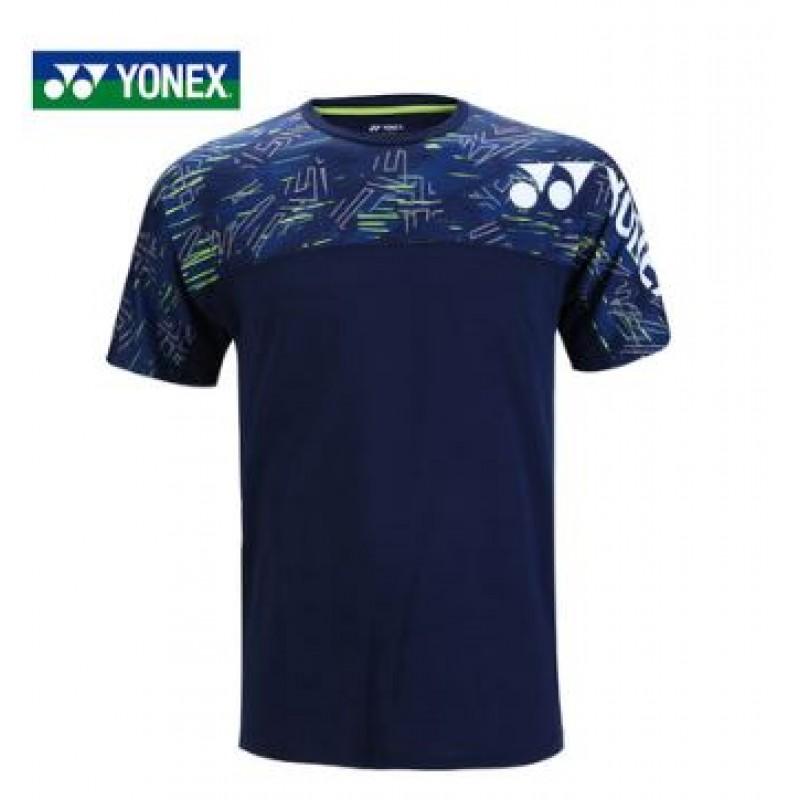 Yonex 115288BCR-NB Unisex Game Shirt