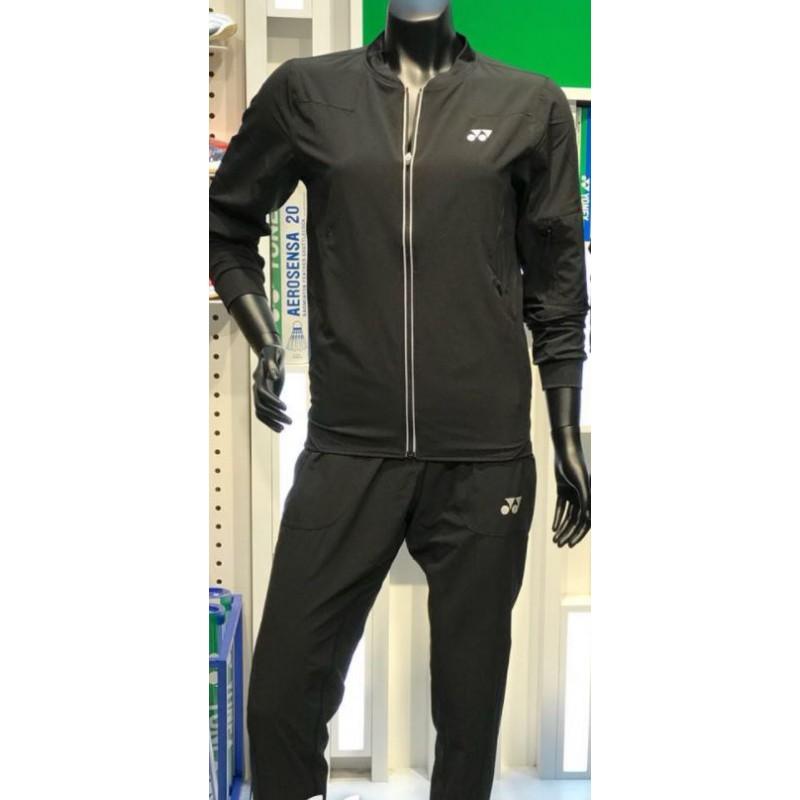 Yonex 160068-BK Ladies Bomber Jacket