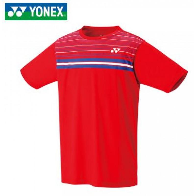Yonex 16347RD Unisex Training T-Shirt