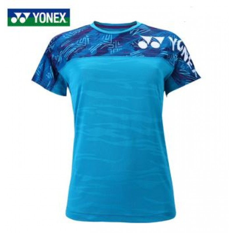 Yonex 215288BCR-LB Ladies Game Shirt