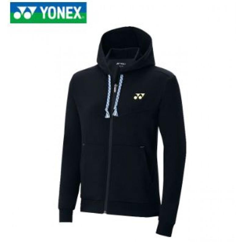 Yonex 230327BCR-BK Ladies Heat Hoodie Jacket
