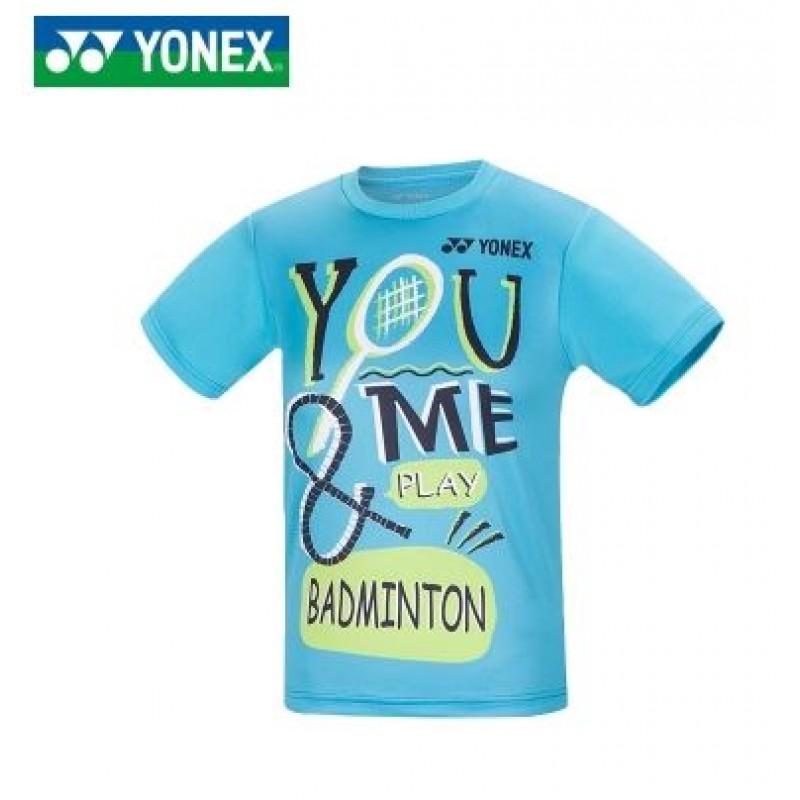 Yonex 315038B Junior Training T-Shirts