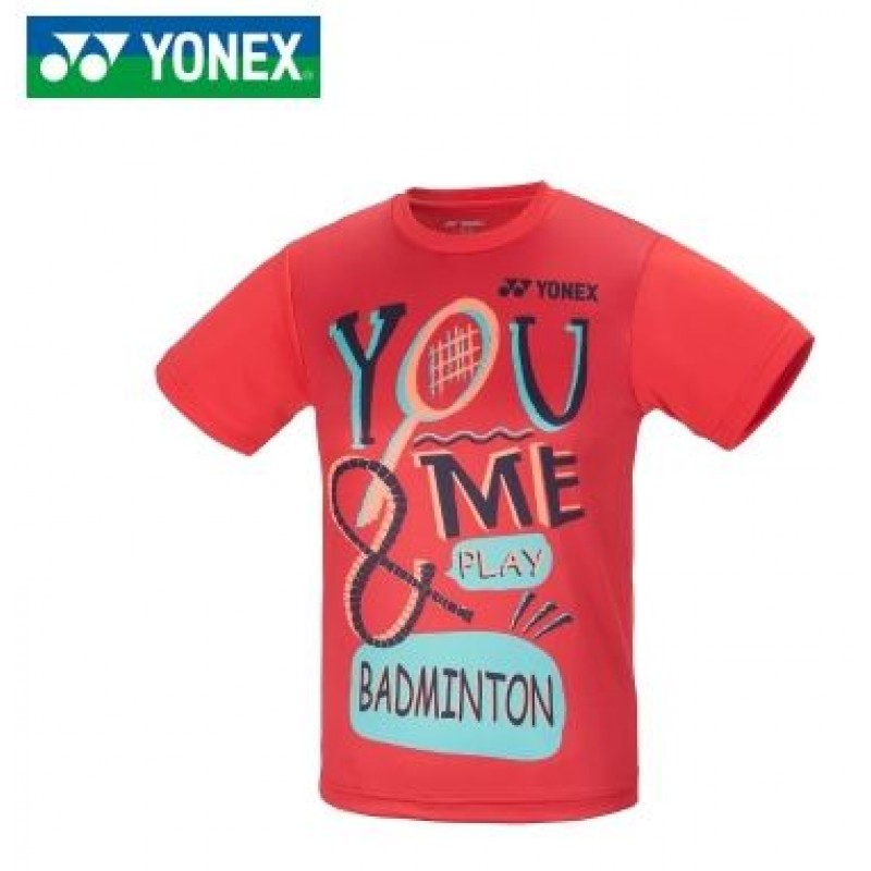 Yonex 315038R Junior Training T-Shirts