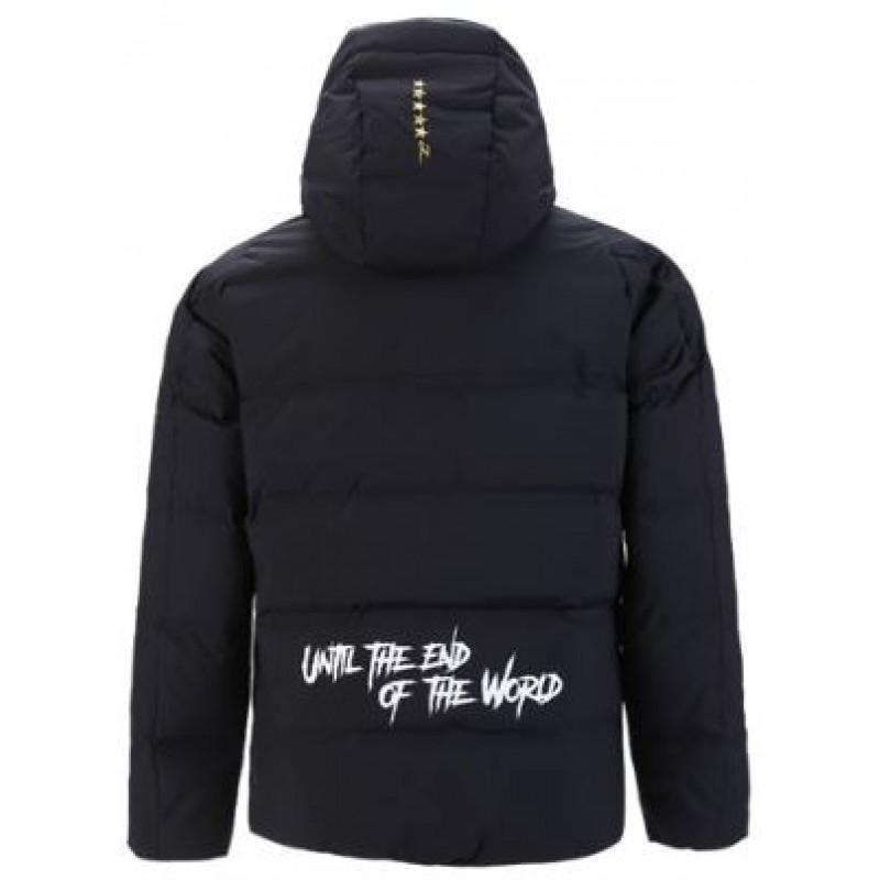 Yonex 90004LDCR-BK Lin Dan Collection Winter Down Jacket
