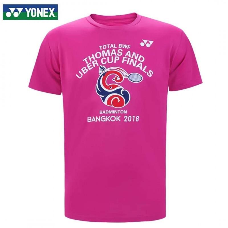 Yonex 2018 Thomas & Uber Cup Final T-Shirt 18070-PI