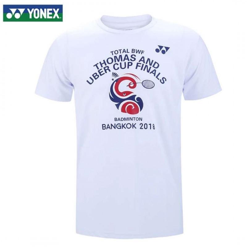 Yonex 2018 Thomas & Uber Cup Final T-Shirt 18070-WH