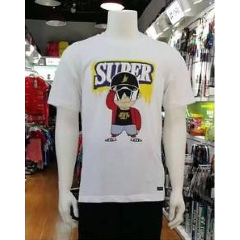 Yonex 10020LD-WH Lin Dan Collection Training T-Shirt