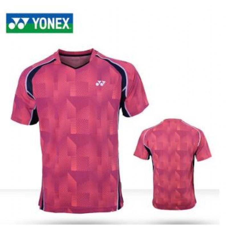 Yonex 110109-PN Team Series Game Shirt