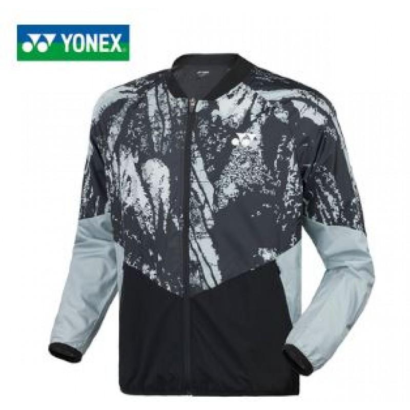 Yonex 150139-GY Unisex Warm Up Jacket