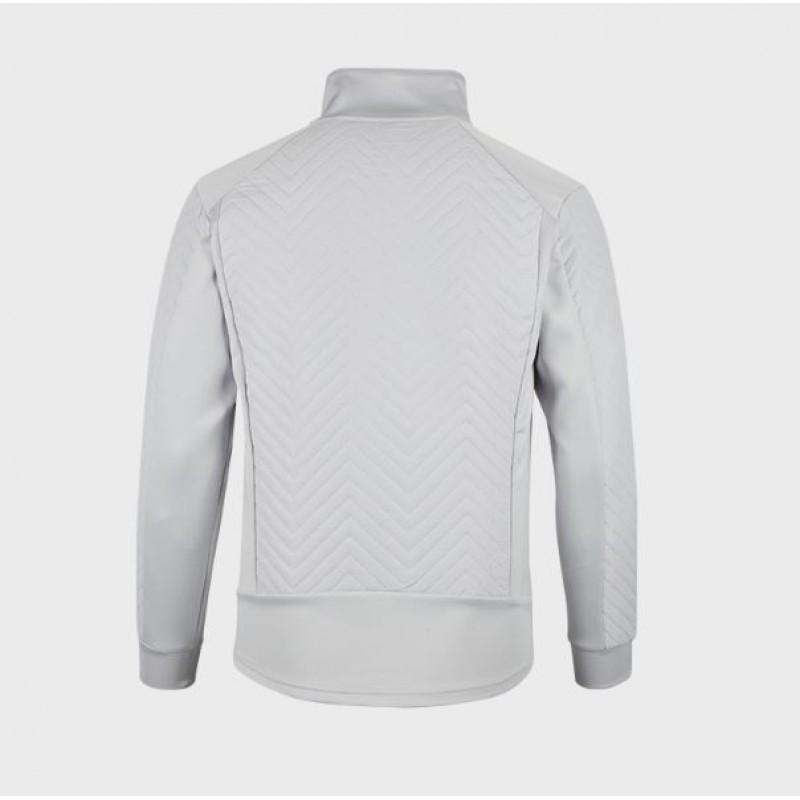 Yonex 150229BCR-WH Men Jacket