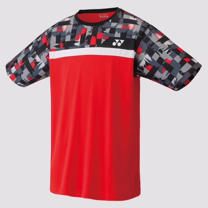 Yonex 16370-RD Training T-Shirt