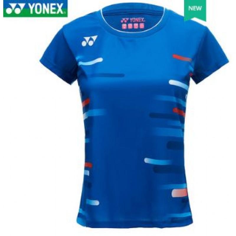 Yonex 20466-BL  Japan & Korea Team Ladies Game Shirt