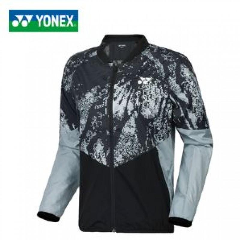 Yonex 250139-GY Ladies Warm Up Jacket